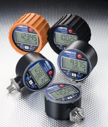 長野計器高精度電池式デジタル圧力計GC04